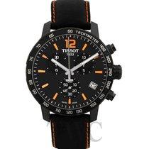 Tissot Quickster new Quartz Watch with original box and original papers T095.417.36.057.00