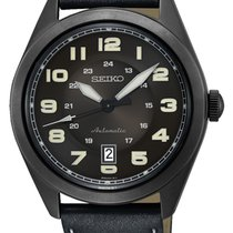 Seiko Steel 43mm Automatic SRPC89K1 new
