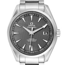 Omega Seamaster Aqua Terra Steel 41.5mm Grey United States of America, Georgia, Atlanta