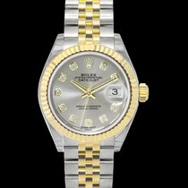Rolex Lady-Datejust Steel 28mm Silver United States of America, California, San Mateo