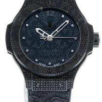Hublot Big Bang Broderie Steel 41mm Black United States of America, Georgia, Atlanta