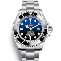 Rolex Sea-Dweller Deepsea Acier 44mm Sans chiffres France, Paris
