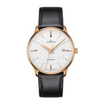 Junghans Meister Classic Steel 38.4mm Silver