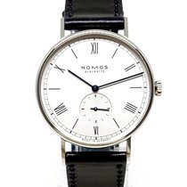 NOMOS Ludwig 38 new 2020 Manual winding Watch with original box and original papers 234