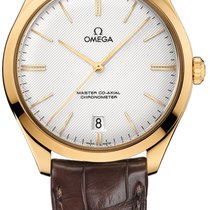 Omega De Ville Trésor new 2018 Manual winding Watch with original box and original papers 432.53.40.21.02.001