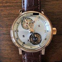 Breguet (ブレゲ) クラシック・コンプリケーション 新品 手巻き 正規のボックスと正規の書類付属の時計 5347BR/11/9ZU