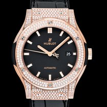 Hublot Classic Fusion 45, 42, 38, 33 mm 542.ox.1181.lr.1704 New Rose gold Automatic United States of America, California, San Mateo