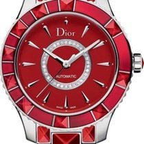 Dior Christal Steel 38mm Red United States of America, Texas, Houston