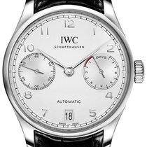 IWC Portuguese Automatic ny 2020 Automatisk Klocka med originallåda och originalhandlingar IW500712
