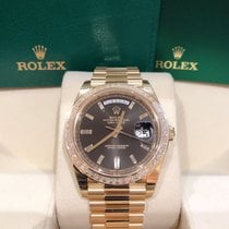 Rolex M228398TBR-0001 Yellow gold Day-Date 40 40mm new