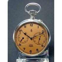Glashütte Original Silver Silver Arabic numerals 58mm pre-owned