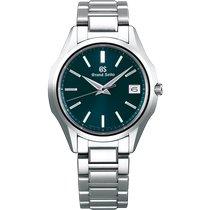 Seiko Grand Seiko new 2021 Quartz Watch with original box and original papers SBGV217