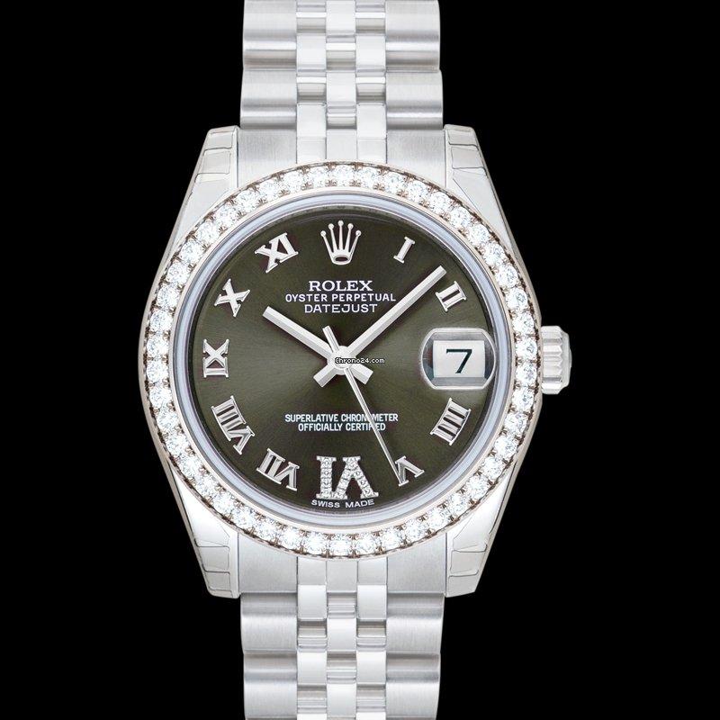 Rolex Lady-Datejust 178384 2018 new