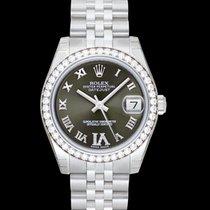 Rolex Lady-Datejust White gold 31mm Green United States of America, California, San Mateo