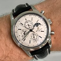 Breitling Transocean Chronograph 1461 A19310 Bună Otel 43mm Atomat