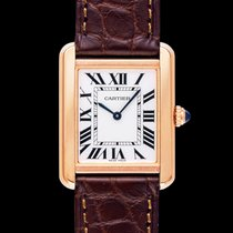 Cartier Tank Solo Rose gold 31mm Silver United States of America, California, San Mateo