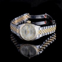 Rolex Lady-Datejust Yellow gold 28mm Silver United States of America, California, San Mateo