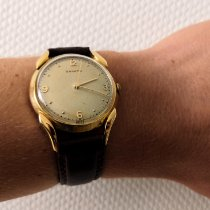 Zenith Or jaune Remontage manuel 34mm incl crownmm occasion
