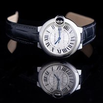 Cartier Ballon Bleu 33mm new Automatic Watch with original box and original papers W6920085