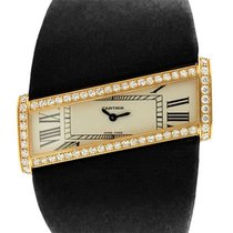 Cartier Tank Divan Zuto zlato Boja šampanjca