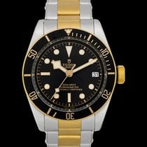 Tudor Black Bay S&G new 2020 Automatic Watch with original box and original papers 79733N-0008