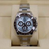 Rolex Daytona Platinum 40mm Blue No numerals United States of America, New York, NEW YORK