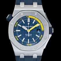 Audemars Piguet Royal Oak Offshore Diver Steel 42mm Blue United States of America, California, San Mateo