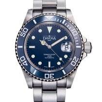 Davosa Ternos Automatic 161.555.40 New Steel 40mm Automatic