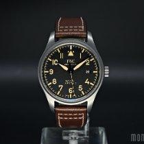 IWC Pilot Mark Titanium 40mm Black Arabic numerals