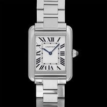 Cartier Tank Solo Steel 24mm Silver United States of America, California, San Mateo