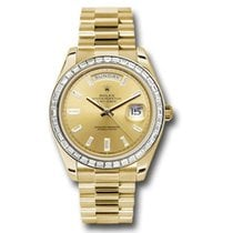 Rolex 228398TBR CHBDP Yellow gold Day-Date 40 40mm new United States of America, Pennsylvania, Holland