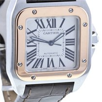 Cartier Santos 100 42.8mm Deutschland, Düsseldorf