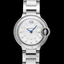 Cartier Ballon Bleu 28mm Steel 28mm Silver United States of America, California, San Mateo