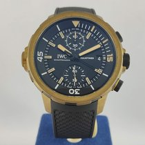 IWC Aquatimer Chronograph IW379503 Sehr gut Bronze 44mm Automatik