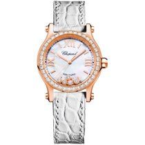 Chopard 274893-5010 Rose gold Happy Sport 30mm new United States of America, Pennsylvania, Holland