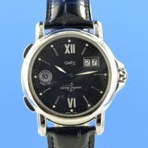 Ulysse Nardin San Marco Big Date Steel 40mm Black