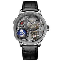 Greubel Forsey White gold 45.5mm Automatic P00520 new United States of America, New York, New York