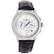 Jaeger-LeCoultre Master Chronograph Acero 40mm Plata