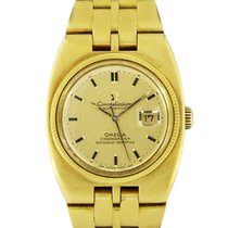 Omega Constellation Yellow gold 27mm Gold