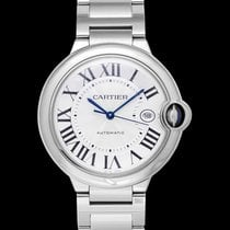 Cartier Ballon Bleu 42mm Steel 42mm Silver United States of America, California, San Mateo