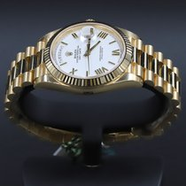 Rolex Day-Date 40 Or jaune 40mm