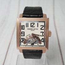 Pierre Kunz Rose gold 41mm Automatic pre-owned