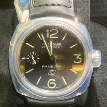 Panerai Radiomir Black Seal new Manual winding Watch with original box and original papers PAM 00380