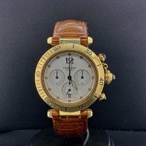 Cartier Pasha 2111 pre-owned