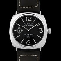 Panerai Radiomir Black Seal Steel 45mm Black United States of America, California, San Mateo