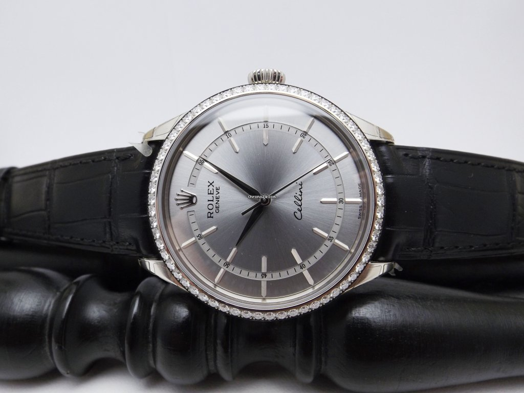 Rolex Cellini Time 50709RBR 2018 new