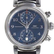 IWC Da Vinci Chronograph новые 2020 Автоподзавод Хронограф Часы с оригинальными документами и коробкой IW393402