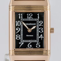 Jaeger-LeCoultre 250.2.86 Red gold 2002 Reverso Classique pre-owned