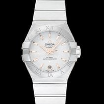 Omega Constellation Ladies Steel 27mm Silver United States of America, California, San Mateo