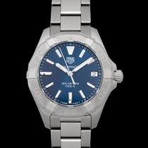 TAG Heuer Aquaracer Lady new 2021 Quartz Watch with original box and original papers WBD1312.BA0740